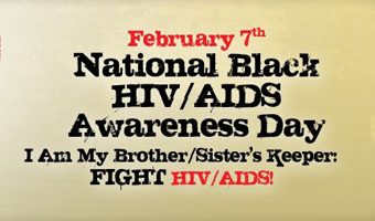 Src: National Black HIV/AIDS Awareness Day Strategic Leadership Committee