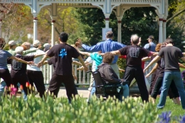 World Tai Chi & Qigong Day takes place Saturday, April 26