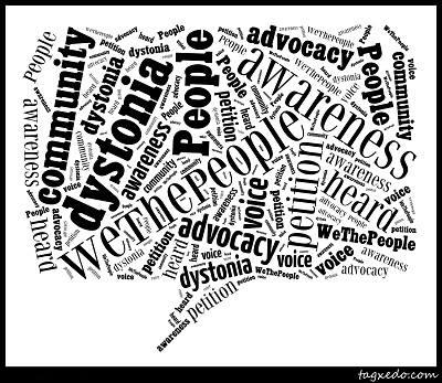 Dystonia Awareness
