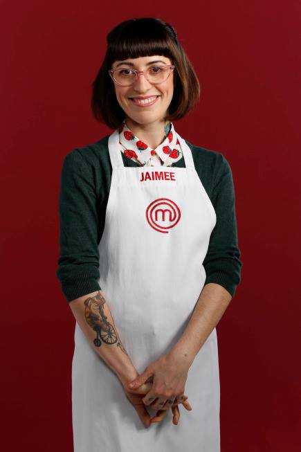 Jamie of MasterChef Season 5