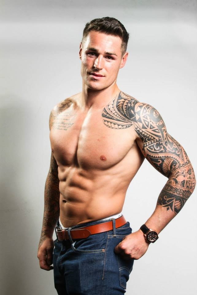 Weightlifter James Sutliff