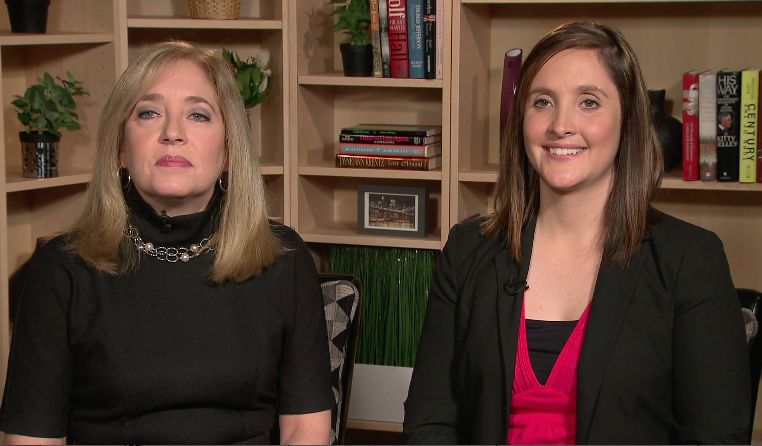 Nicole Pingel and Dr. Robbyn Sockolow on Crohn's