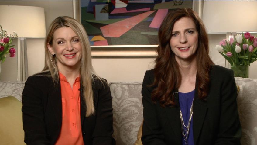 Love Expert Kailen Rosenberg and Alzheimer's Caregiver Betsy Broyles Arnold