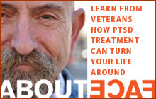 Veterans With PTSD Make About Face