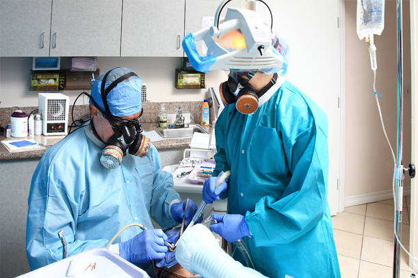 Metal Filling Removal at BioDental Healing