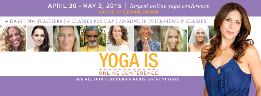 Yoga Is Conference Lineup