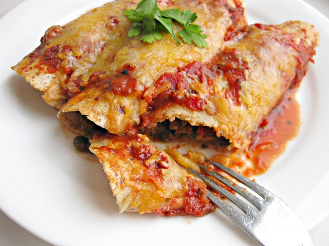 Cinco De Mayo Enchilada Recipe