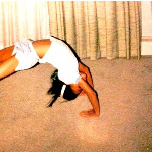 Child Gymnast
