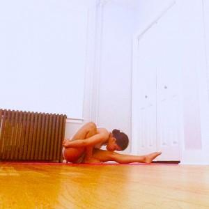 Yoga Practice Makes Progress
