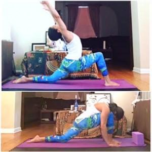 Elise Fabricant Yin Yoga