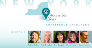 Accessible Yoga Conference NYC 2017