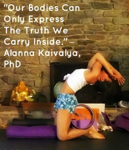 Our Bodies Express The Truth We Carry Inside