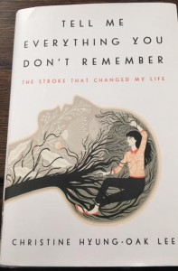 Memoirist Reveals How to Recover A Sense of Self After Stroke, To Find Truth Through Trauma