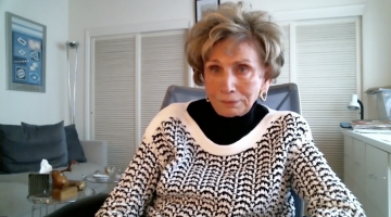 Psychologist Edith Eger Expounds on How To Be or Not To Be a Survivor of Trauma