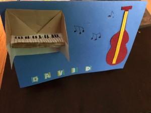 Musician Card